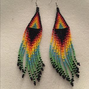 Jewelry - Brand New Fringe Earrings